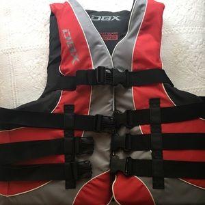 DBX Life vest